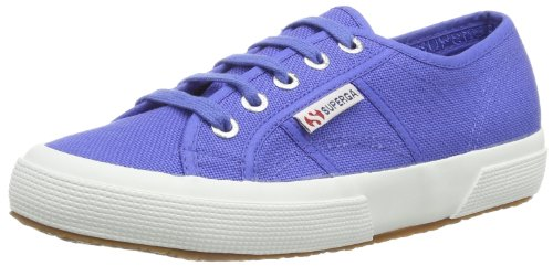 Superga 2750 Cotu Classic, Baskets mixte adulte Bleu - Blau (Blue Iris C20)