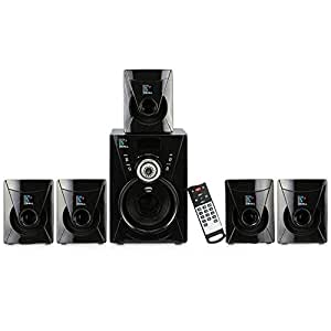 IKALL TA-111 BT 5.1 Channel Home Theater System (Black)
