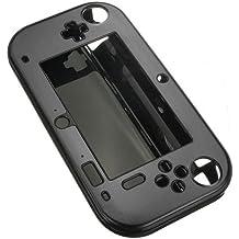 Carcasa Protectora Plastica para Wii U GamePad Negro