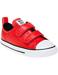Converse Chuck Taylor All Star 2v Infants Zapatillas Rojo