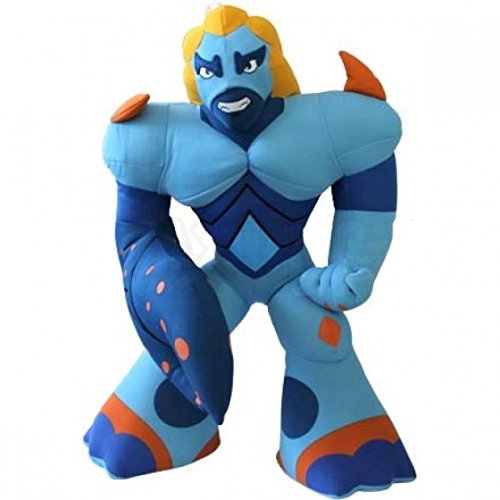 Gormiti plush Toby plush toy 65 cm blue
