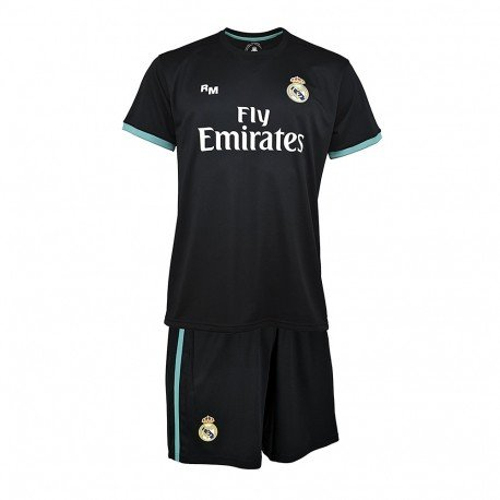 fe92c33e037d3 Box Set 2 equipacion Real Madrid Replica ufficiale 2017 - 2018-ronaldo n. 7