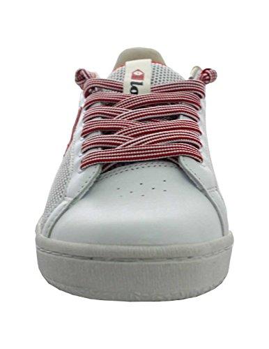 Sneakers Uomo Lotto Leggenda Autograph s8814 bianco Blu Rouge