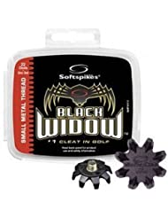 Black Widow SoftSpikes 6mm Clous (22 Pointes)