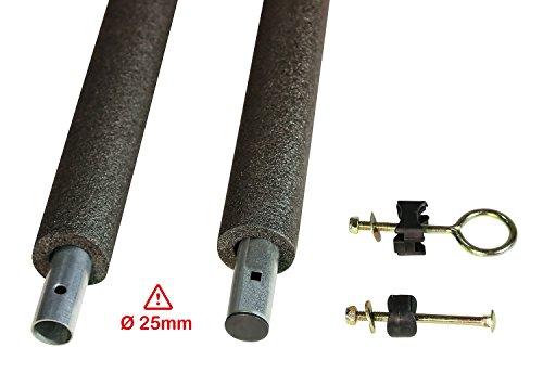 Preisvergleich Produktbild Pfostenset,  Ø 25 mm,  für Trampoline