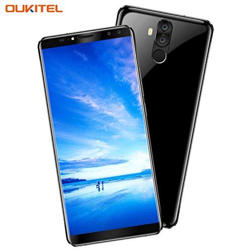 Foto OUKITEL K6 Smartphone 6.0 Pollici (18:9 Aspect Ratio Full Vision)...