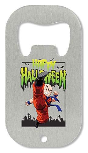 per Kick Happy Halloween Dragon Ball DBZ Anime Flaschenöffner ()