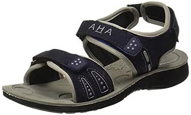 A-HA (From Liberty) Men's Latham-1 Blue Sandals-6 UK/India (39 EU) (2140018150390)