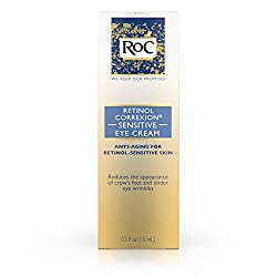 Roc Retinol Correxion Sensitive Skin Eye Cream.5 Oz.