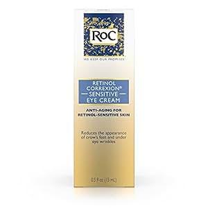Roc Retinol Correxion Sensitive Skin Eye Cream, .5 Oz.