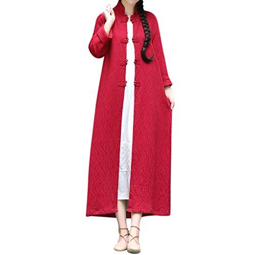 i-uend 2019 Damen Mantel - Reverskragen Mantel Damen -