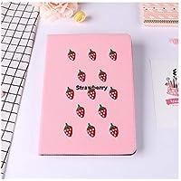 BHTZHY Fresa Fresca Caja De La Tableta para Mini123, Ipad567 7.9