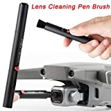Big-Mountain Reinigungsstift Digitalkamera Bildschirm Körper -- Reinigung Werkzeug Objektiv Reinigung Pen Brush Linsen Reinigung Zubehör---für DJI Mavic 2 Zoom/Mavic 2Pro Drone (Schwarz)