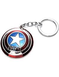 Captain America Key Case