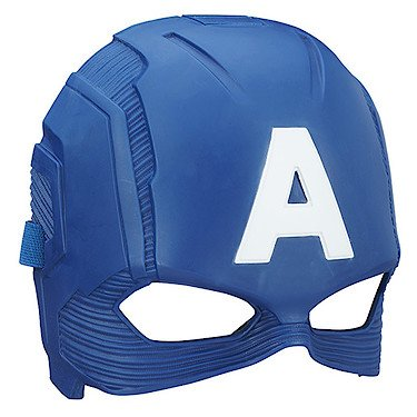 Hasbro B6741 - The First Avenger - Civil War - Rollenspiel-Maske für Kinder - Captain America