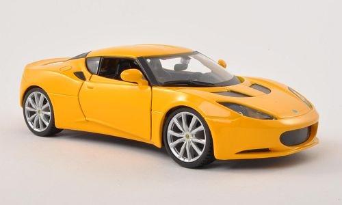 lotus-evora-s-ips-amarillo-modelo-de-auto-modello-completo-bburago-124