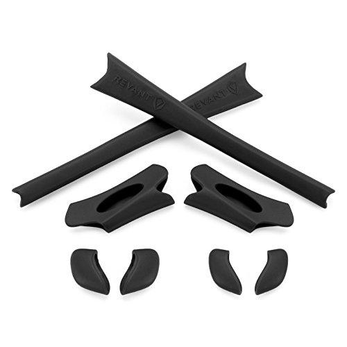Revant MaxGrip® Gummiset für Oakley Flak Jacket - Schwarz