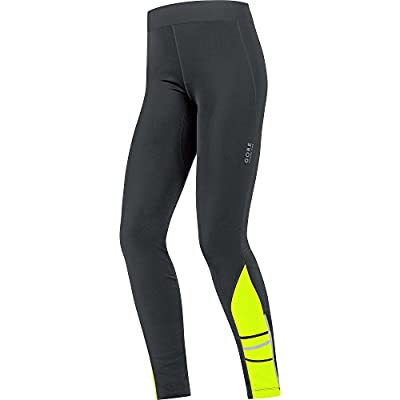 GORE RUNNING WEAR Damen Lange Warme Thermo-Lauf-Leggings, GORE Selected Fabrics, MYTHOS LADY 2.0 Thermo Tights, TMYTTL