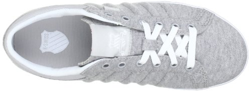 K-Swiss 93015-030-M, Baskets mode femme Gris (Jersey/White/Gull Gray)