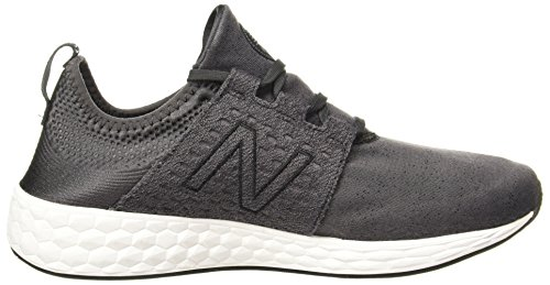 New Balance Fresh Foam Cruz Hoody Pack, Running Homme Gris (Grey)