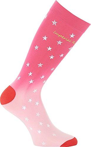 Imperial Riding Vanitas Damen Boot Socken?Diva Pink, 38/41