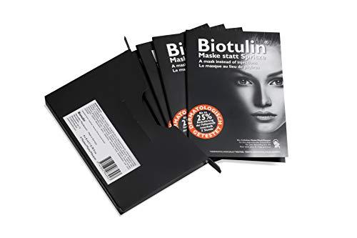 Biotulin Bio Cellulose Maske, 4er Box