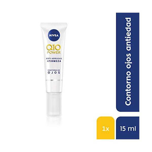 NIVEA Q10 Power Antiarrugas Cuidado de Día FP15 + Q10 Power Serum Perlas Antiarrugas + Firmeza