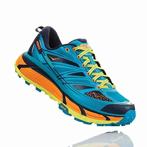 Hoka Mafate Speed 2 Caribbean Sea/Autumn - Scarpa Trail Running - 46