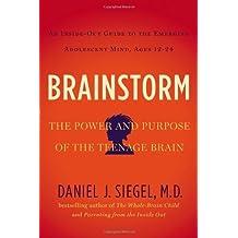 By Daniel J. Siegel - Brainstorm: The Power and Purpose of the Teenage Brain