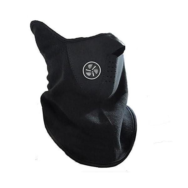 Boolavard® TM Maschera portezione in Neoprene per Viso Collo Naso Sport motocilismo Sci 1 spesavip