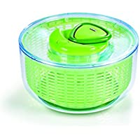 Zyliss E940001 Easy Spin Salat-Schleuder groß, neu, grün