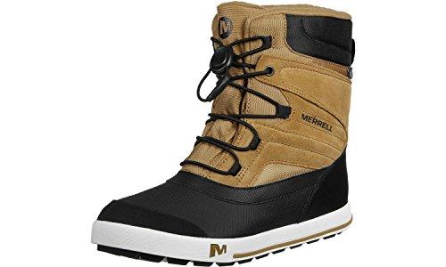Merrell ML-Boys Snow Bank 2.0 WTRPF, Chaussures de Randonnée Hautes garçon
