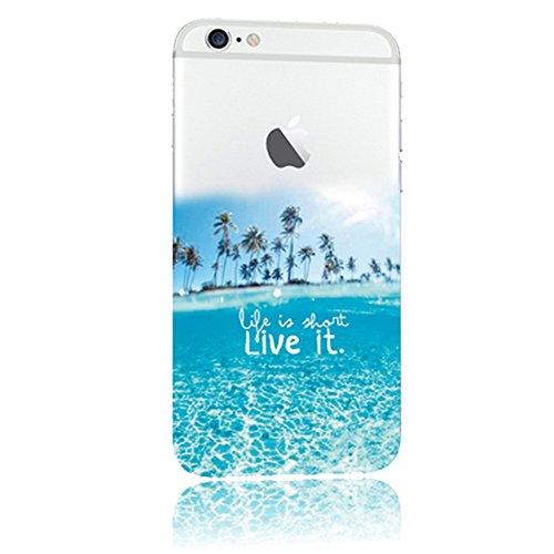 Case iPhone 6S, iPhone 6 Cover, Bonice Lusso Cristallo Diamante Strass Glitter Bling [Rotazione Grip Ring Kickstand] Morbida Bordo in Silicone Posteriore a Specchio Telefono con Supporto Dellanello C Model 18