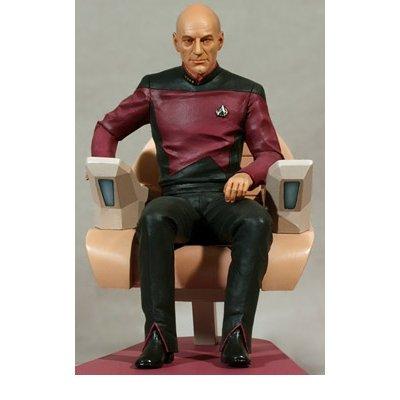Star Trek Statue 1/6 Captains Chair 26 cm