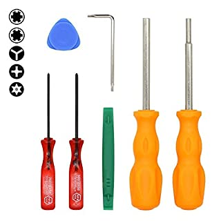 ACENIX Professional Nintendo Products Full Tool Kit, Security Screwdriver Game Bit Set