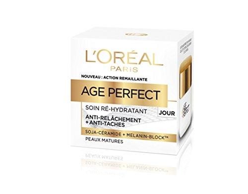 L'OréalDermo Age Perfect – Crema hidratante de día,50ml