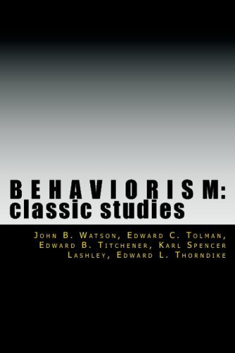 Behaviorism: Classic Studies by John B. Watson (2009-05-07)