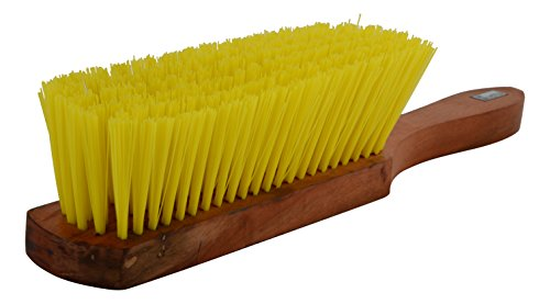 Malhotra'S Cleaning Duster Brush With Hard And Long Bristles - For Car Seats, Carpet, Mats,Multi-Purpose Use