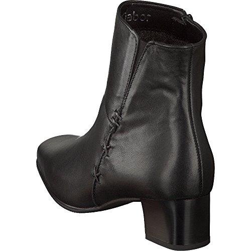 36 bottines femme Noir Gabor 620 dEBBq