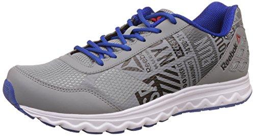 Reebok Men's Run Voyager Grey Running Shoes - 8 UK/India (42 EU)(9 US) (BD4086)