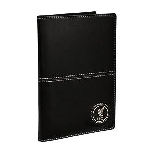 Liverpool FC Executive Golf Scorecard Holder - Black/White by Liverpool FC