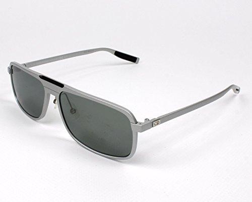 Dior Homme Sonnenbrillen Für Mann AL13.7 MV2/SF, Silver / Aluminium / Palladium / Black Mirror Aluminium