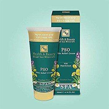 Psoriasis Relief (H&B Dead Sea Pso Skin Relief Cream)