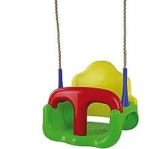 Columpio 3en1 Columpio para Bebés con Puerta