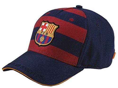 Casquette BARCA - Collection officielle FC BARCELONE - Supporter BARCELONA Football Liga Espagne