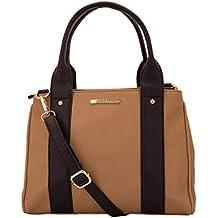 Lapis O Lupo Women's Handbag (Beige,Llhb0012Be)