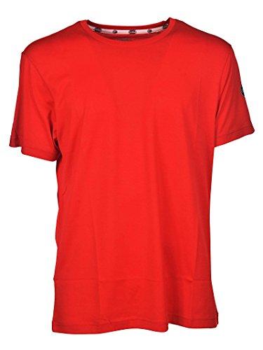 Colmar T-Shirt in Cotone 75206SS193 Rosso Uomo L