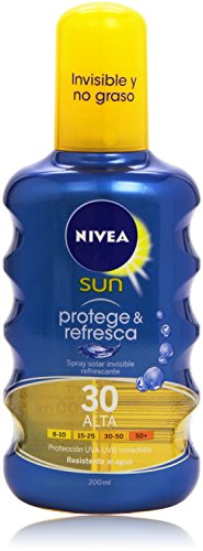 NIVEA Sun Sonnenspray, 1er Pack (1 x 200 ml)