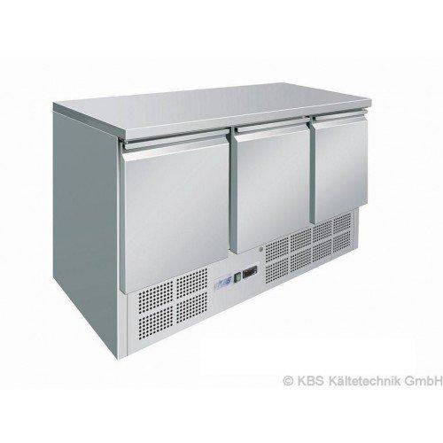 KBS Kühltisch KTM 300 - mit 3 Türen
