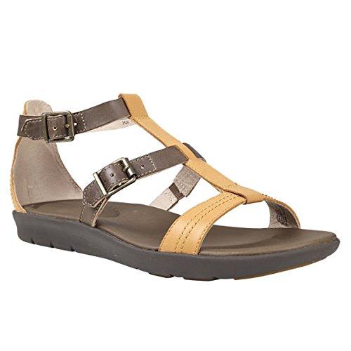 Timberland Branford Ankle Strap SANDALS Gladiator Damen Sandalen (38)